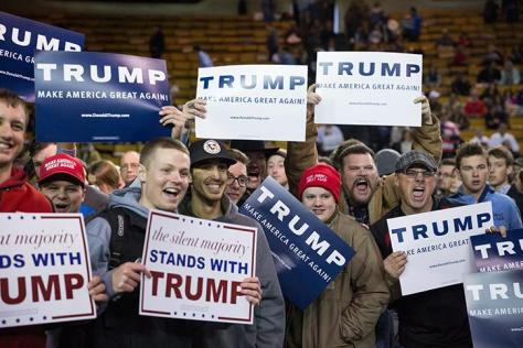Tulsa Trump rally brings in 10,000 attendees