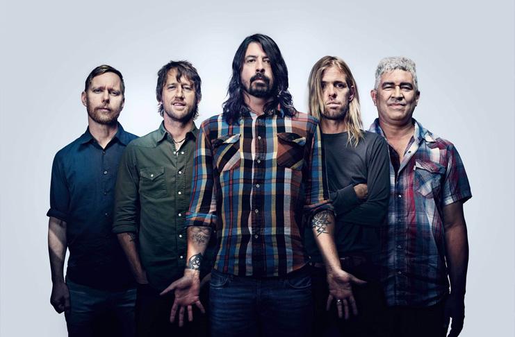 Foo Fighters confirma shows para 2017 e fãs fazem petição para show no Rock in Rio