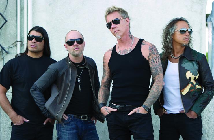 Metallica toca