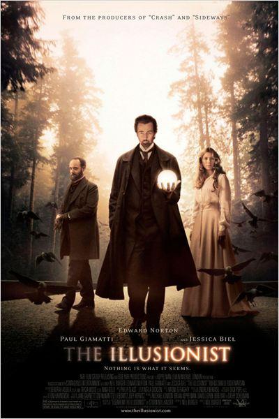 Poster do filme O Ilusionista
