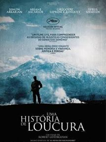 Poster do filme Uma História de Loucura