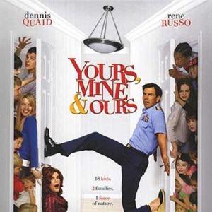 Poster do filme Os Seus, os Meus e os Nossos