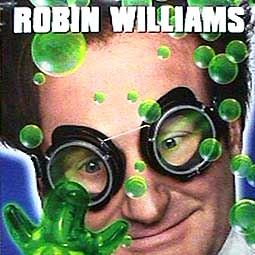 Poster do filme Flubber - Uma Invenção Desmiolada