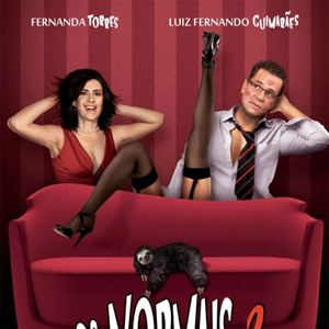 Poster do filme Os Normais 2 - a Noite Mais Maluca de Todas
