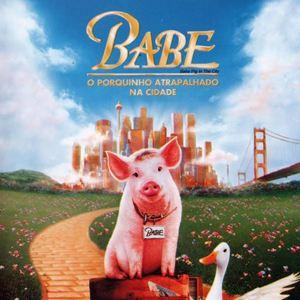Poster do filme Babe - O Porquinho Atrapalhado