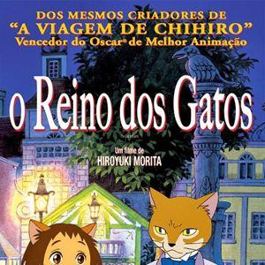 Poster do filme O Reino dos Gatos