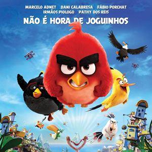 Poster do filme Angry Birds: O Filme