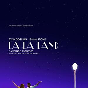 Poster do filme La La Land - Cantando Estações