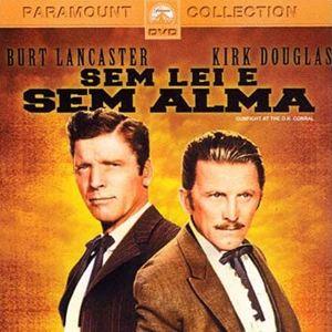 Poster do filme Sem lei, sem alma