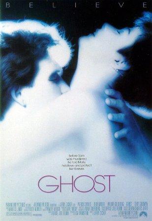 Poster do filme Ghost - do outro lado da vida