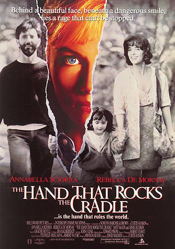 Poster do filme A Mão que Balança o Berço