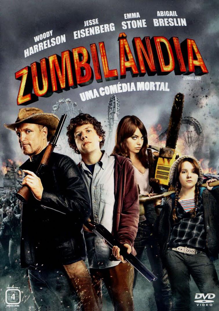 Zumbilândia (2009) Bluray 1080p Dual Àudio Torrent