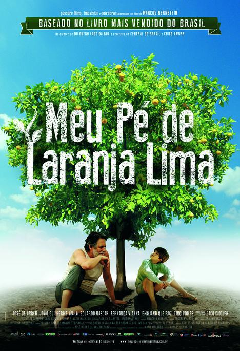 Poster do filme Meu pé de laranja lima