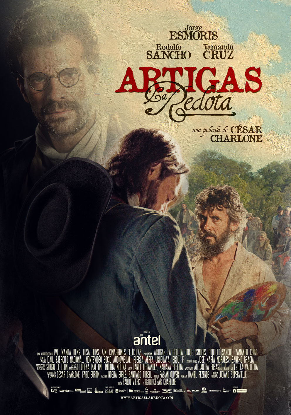 Poster do filme Artigas – La redota