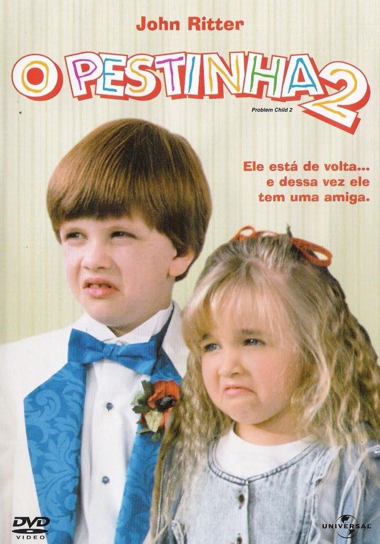 Poster do filme O Pestinha 2