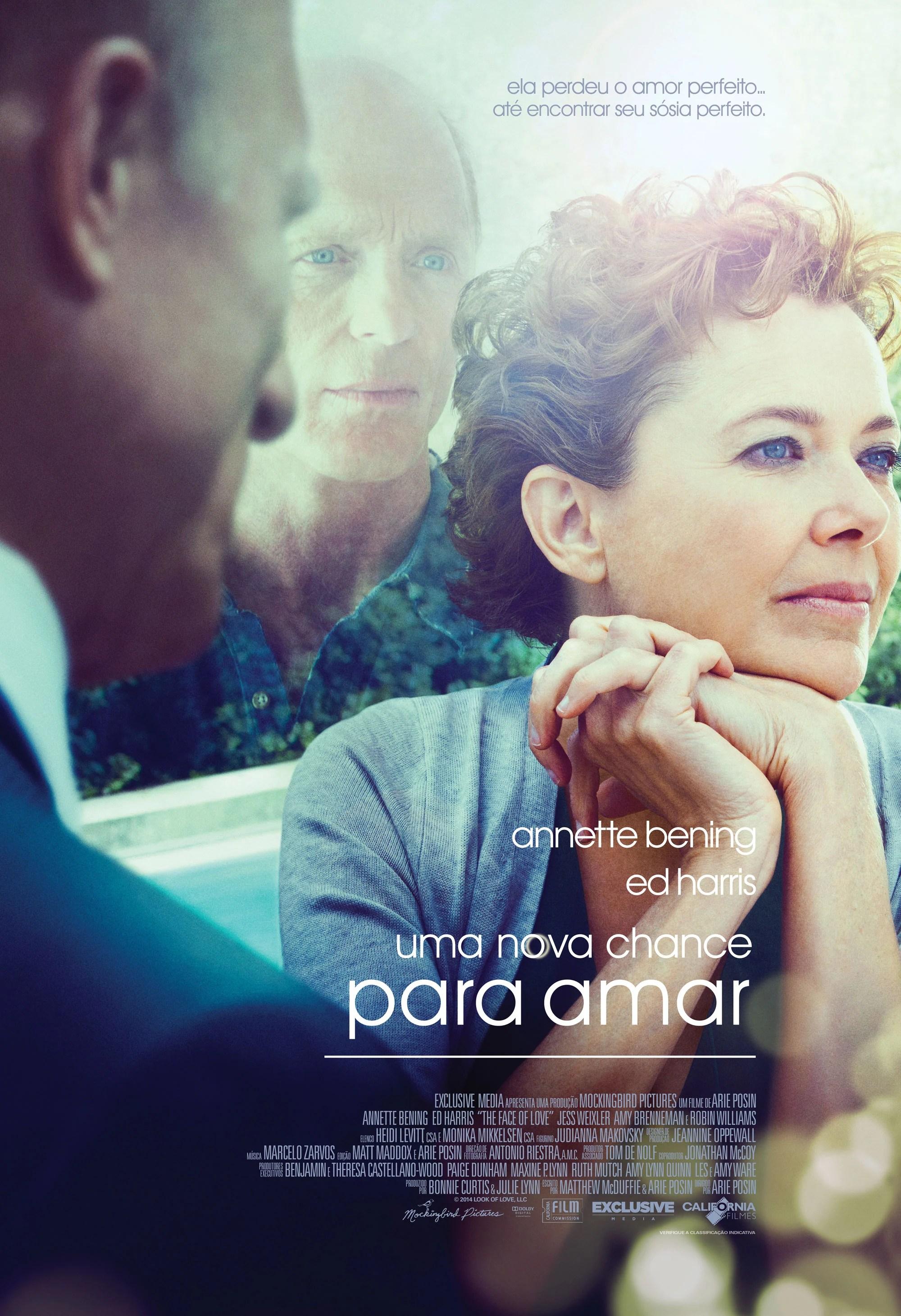 Poster do filme Uma Nova Chance Para Amar