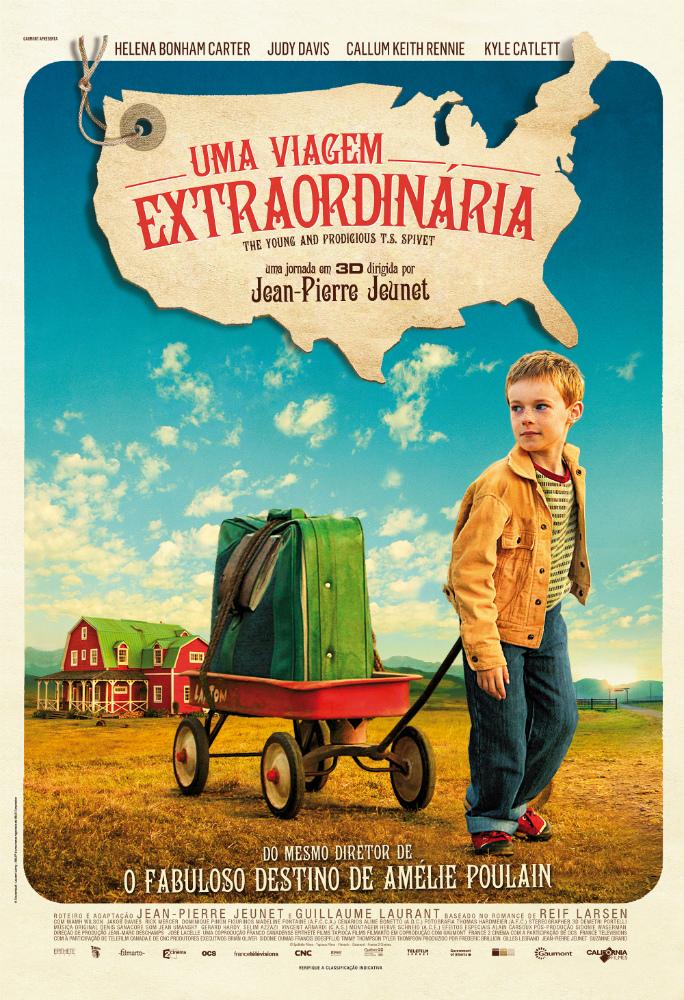Poster do filme Uma Viagem Extraordinária