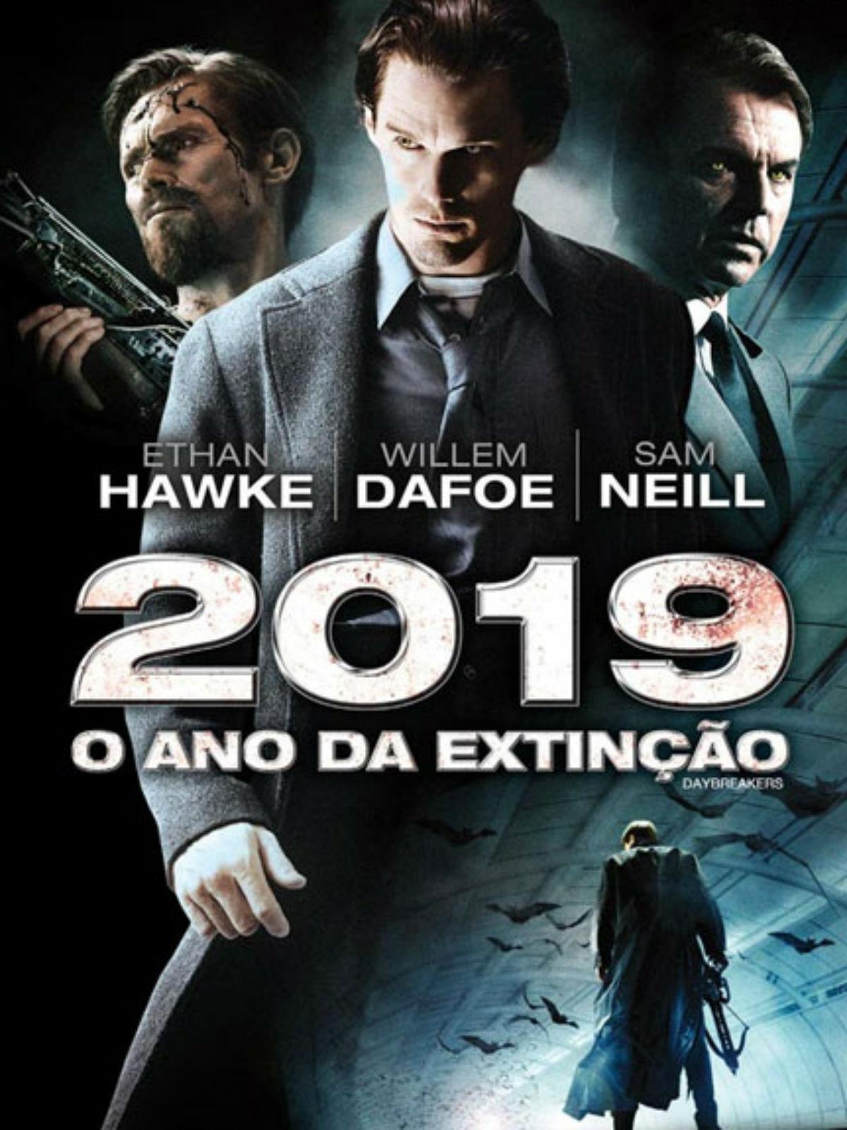 Poster do filme 2019 - O Ano da Extinção