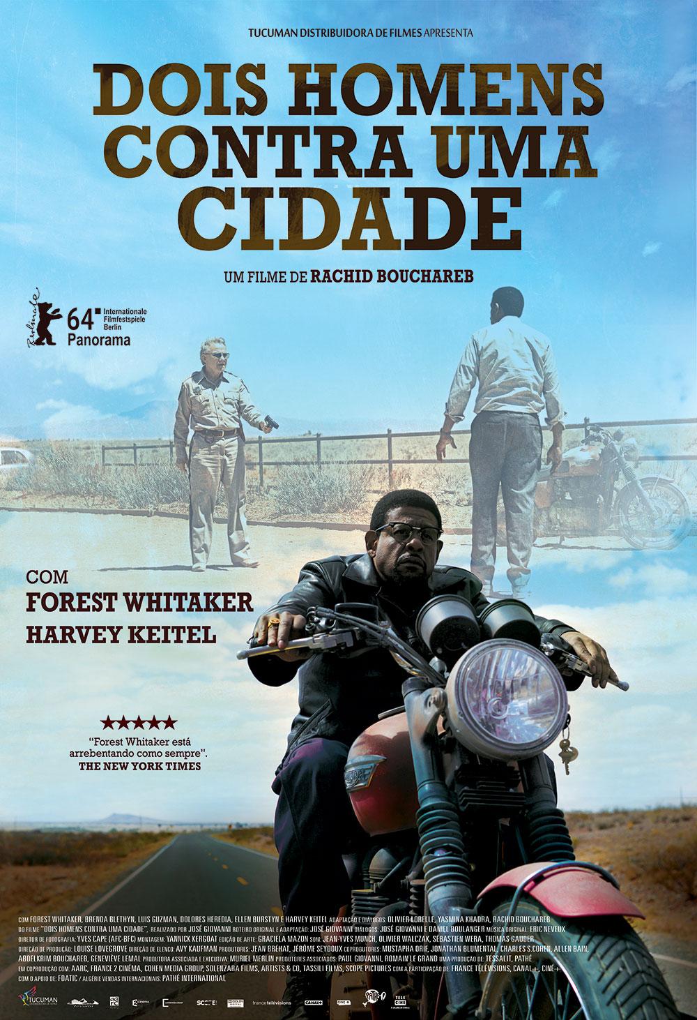 Poster do filme Um Homem, Uma Cidade