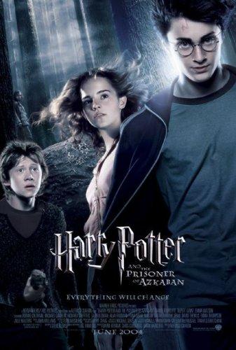 Poster do filme Harry Potter e o Prisioneiro de Azkaban