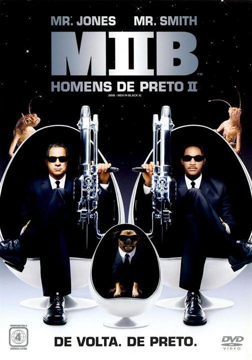 Poster do filme MIB - Homens de Preto 2