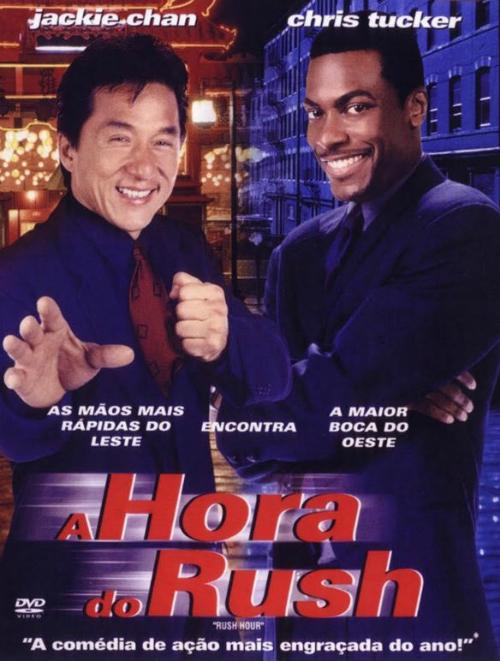 Poster do filme A Hora do Rush