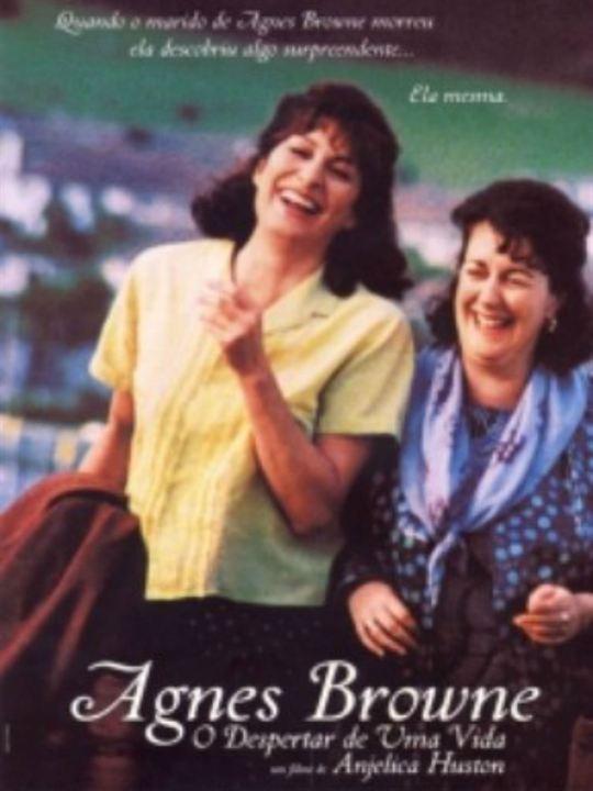 Poster do filme Agnes Browne - O Despertar de uma Vida