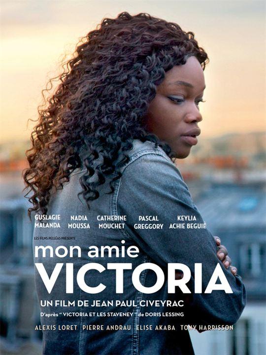 Poster do filme Minha amiga Victoria