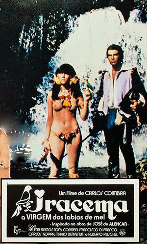 Poster do filme Iracema, a Virgem dos Lábios de Mel