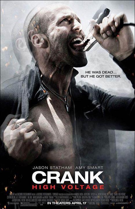 Poster do filme Adrenalina