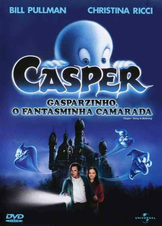 Poster do filme Gasparzinho - O Fantasminha Camarada