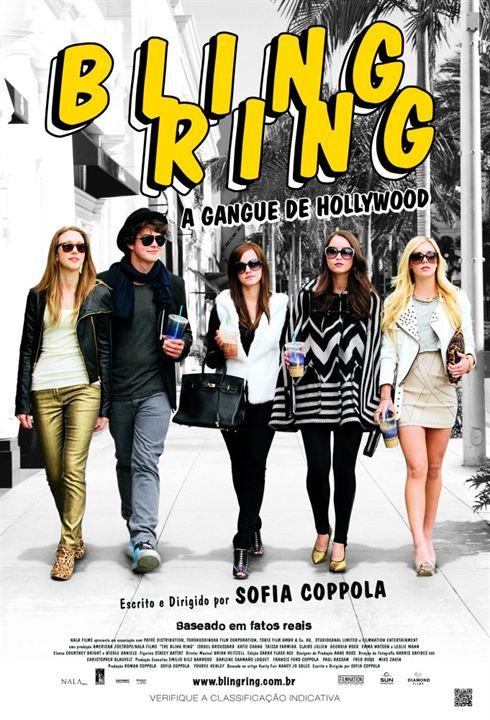 Poster do filme Bling Ring - A Gangue de Hollywood