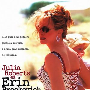 Poster do filme Erin Brockovich - Uma Mulher de Talento