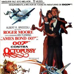 Poster do filme 007 contra octopussy