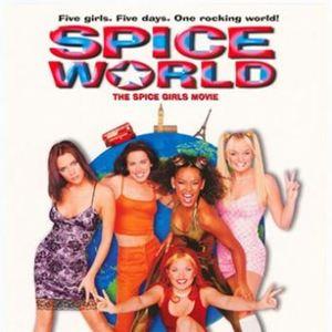 Poster do filme Spice World – O Mundo das Spice Girls