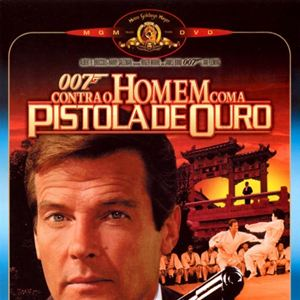 Poster do filme 007 Contra o homem com a pistola de ouro