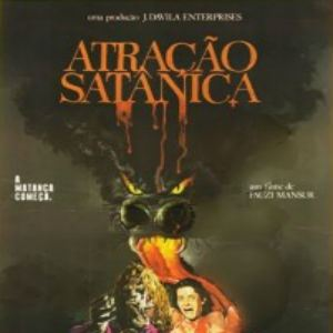 Poster do filme Atração Satânica