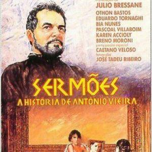 Poster do filme Sermões - A História de Antônio Vieira