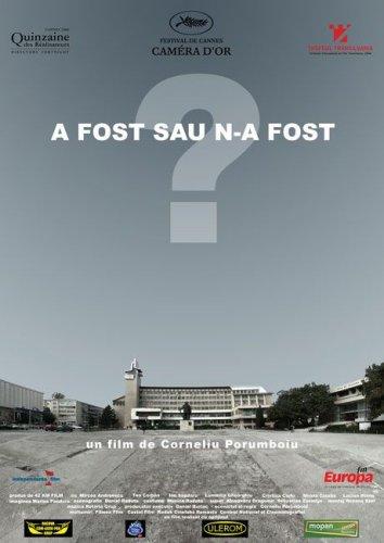 Poster do filme A Leste de Bucareste