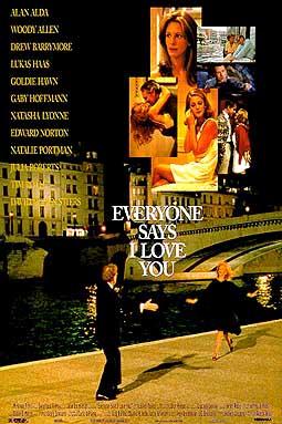 Poster do filme Todos Dizem Eu Te Amo