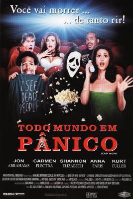 Poster do filme Cidade em Pânico