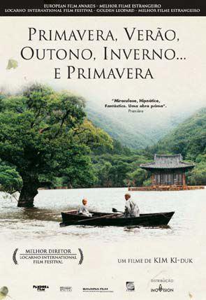 Poster do filme Primavera, Verão, Outono, Inverno e... Primavera