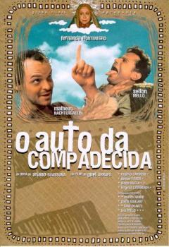 Poster do filme O Auto da Compadecida