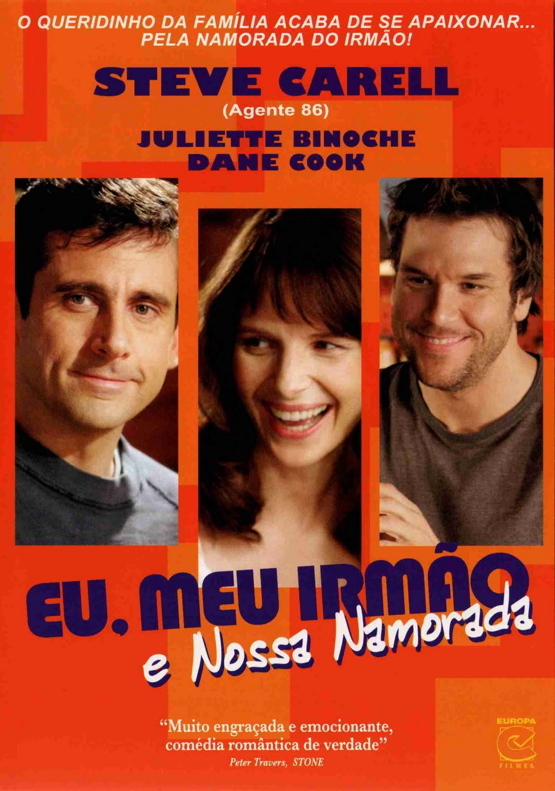 Poster do filme Eu, Meu Irmão e Nossa Namorada