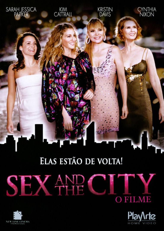Poster do filme Sex and the City - O Filme