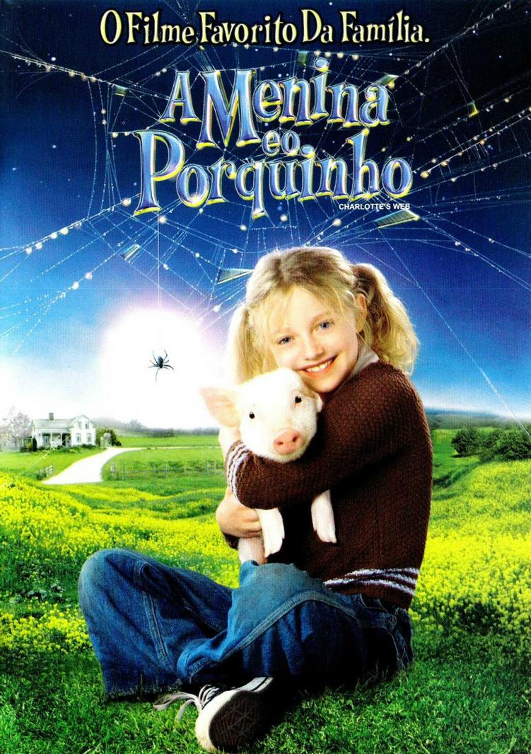 Poster do filme A Menina e o Porquinho