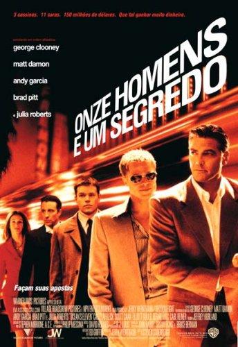 Poster do filme Onze Homens e um Segredo