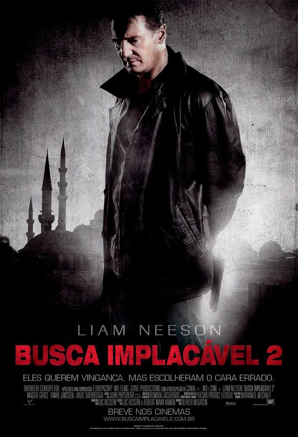 Poster do filme Resgate Implacável