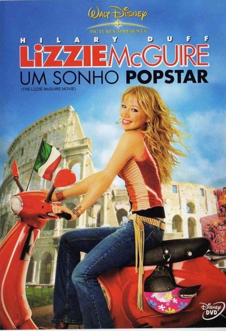 Poster do filme Lizzie McGuire - Um Sonho Popstar