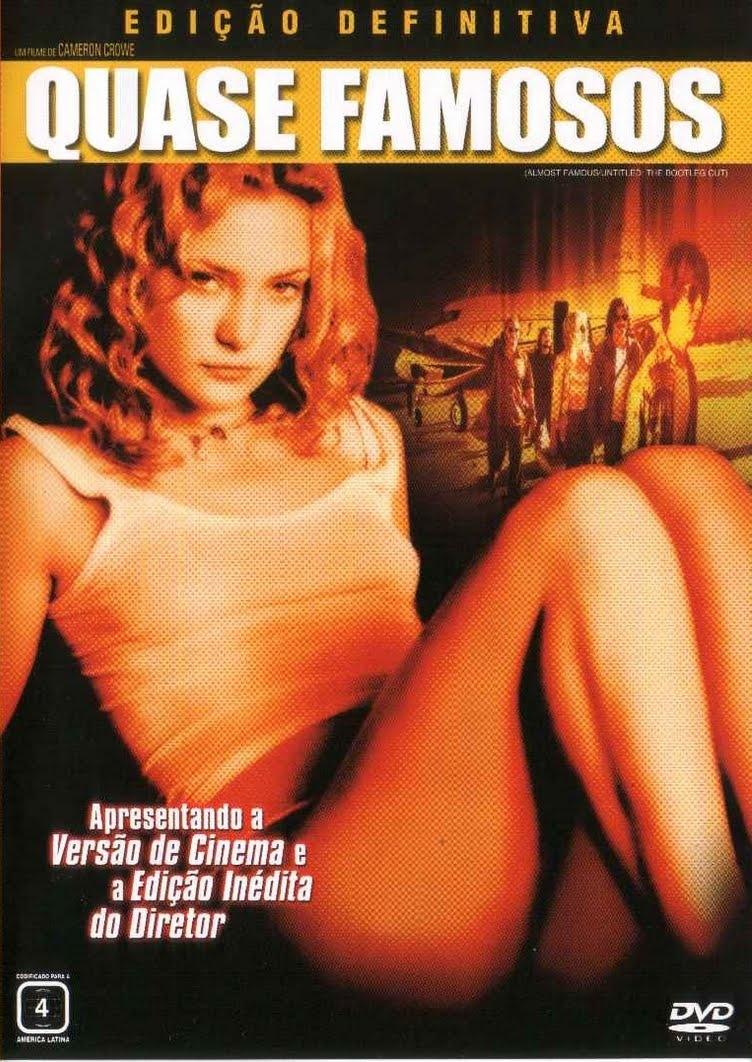Poster do filme Quase Famosos